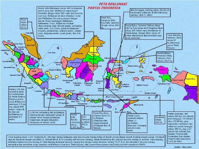 Reklamasi Pantai Legalkan Penggusuran Nelayan Tradisional