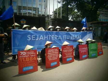KIARA: Pengelolaan Perikanan ala Kolonial dan Belum Menyejahterakan Nelayan