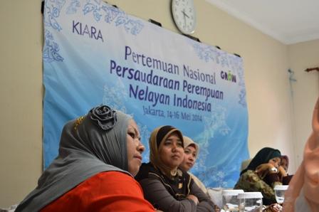 KIARA: 48 % Penghasilan Keluarga Nelayan Di Pundak Perempuan
