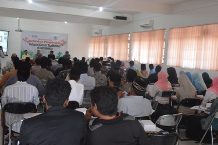 Seminar Garam Nasional di Guluk-Guluk Sumenep