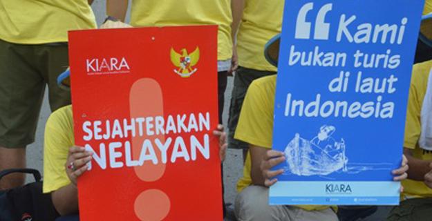 KIARA: Sosialisasi Proyek Giant Sea Wall Batal, Bukti Program NCICD Tidak Transparan dan Tidak Layak Dilanjutkan
