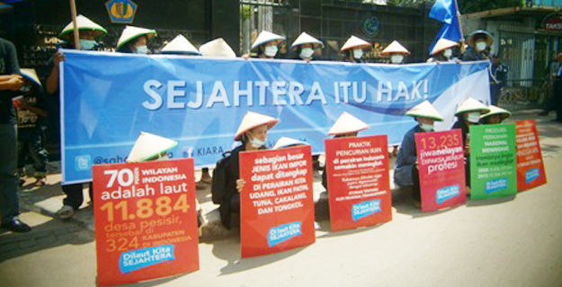 NGO puts forward criteria for Jokowi's maritime affairs and fisheries minister