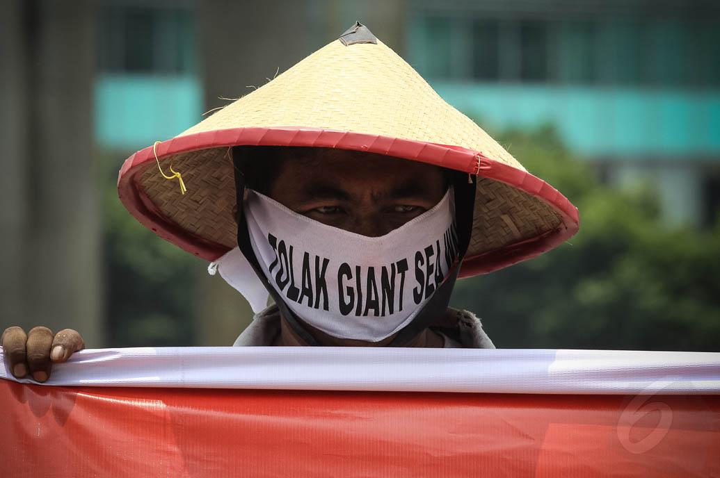 Proyek Giant Sea Wall Rugikan Warga Jakarta