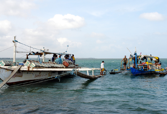 Indonesian new minister vows to crack down upon illegal fishing