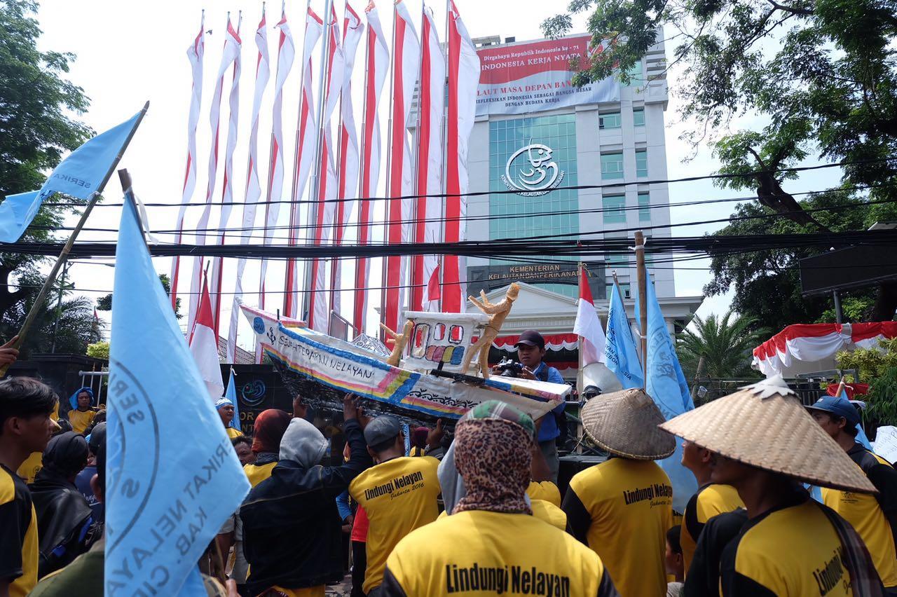 Susi Pudjiastuti akan Buat Tim Gabungan Atasi Perompakan