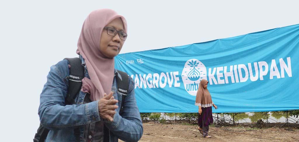 Ratna Sari Keliat: Mengharmonisasikan Manusia dan Hutan Mangrove