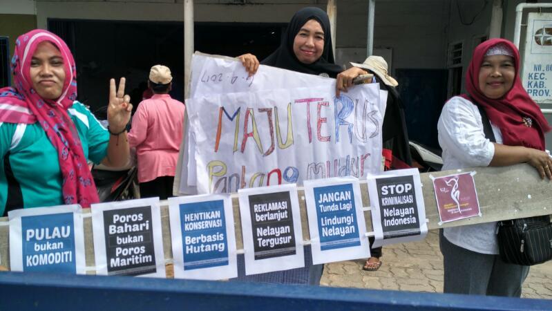 Negara Harus Lindungi Nelayan Masyarakat Pesisir