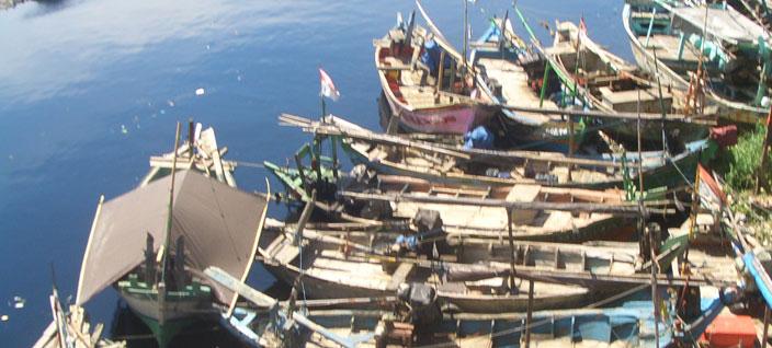 Triwulan I 2013: Berjuang Jaga Lingkungan, 25 Nelayan Ditangkap