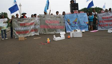 Ancaman Bencana Lingkungan Dari Proyek Reklamasi Teluk Benoa