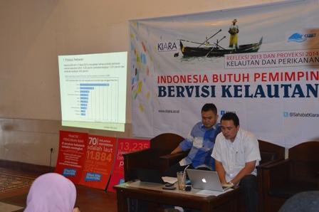 Jelang Pemilu 2014, Minim Capres Berwacana Bahari
