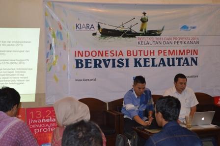 Kiara: Indonesia Harus Miliki Pemimpin Bervisi Kelautan
