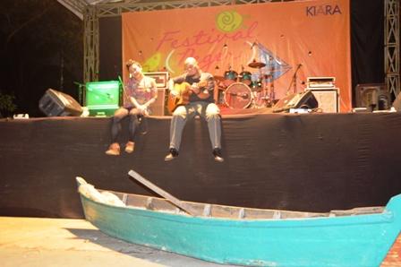 Panggung Festival Negeri Bahari